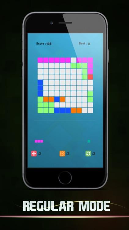Bricks Block Logic : Grid Puzzle Game