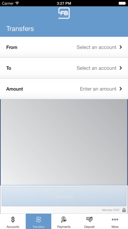 The Farmers Bank Mobile Banking screenshot-4