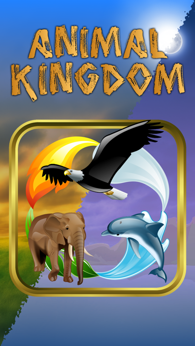 Magic Alchemist Animal Kingdom Free screenshot one