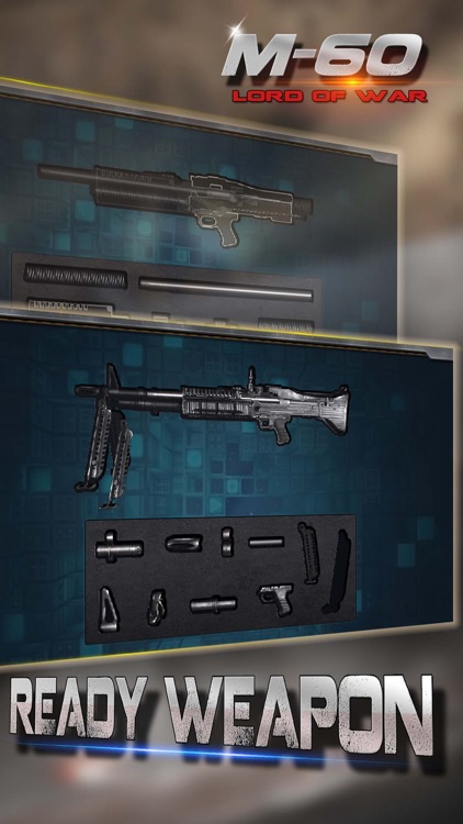 M60 Machine Gun Build and Shooting Game for Free by ROFLPlay