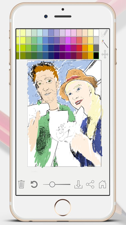 Sketch Photo Effect -Photo editor to convert your images into sketch screenshot-3