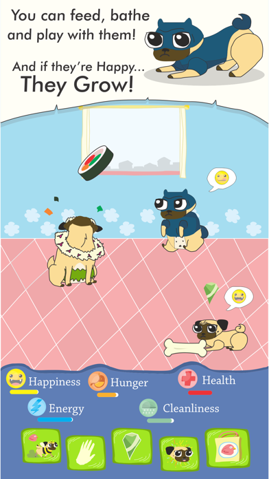 Growing Pug for windows pc