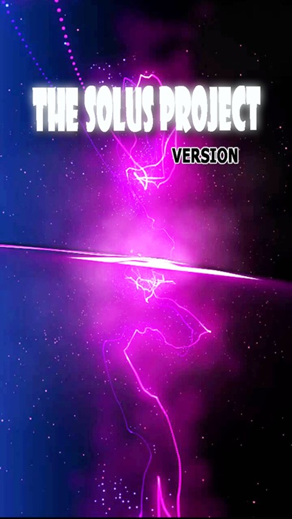 Game Guide for The Solus Project version