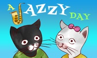 A Jazzy Day - Music Education Book for Kids