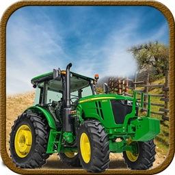 Harvesting Tractor Farming Simulator Free