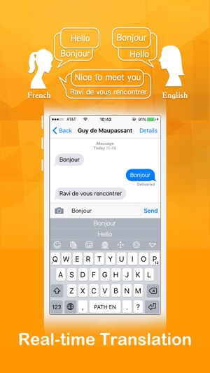 Transboard - Keyboard for Google Translate on the App Store