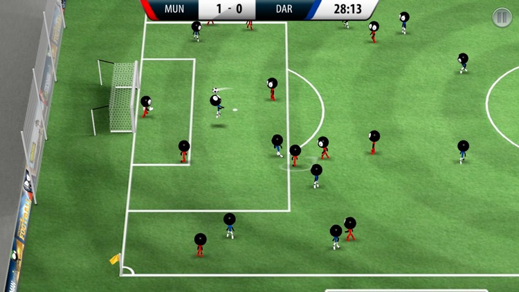 Stickman Soccer 2016 screenshot-0