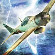 王牌 战役 免费 . 第二次世界大战 飞机的 游戏