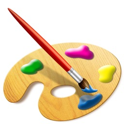 Paint Baby : Drawings, Sketch,Collaborate, Scribble, Share art and photos with friends --It's Addictive!