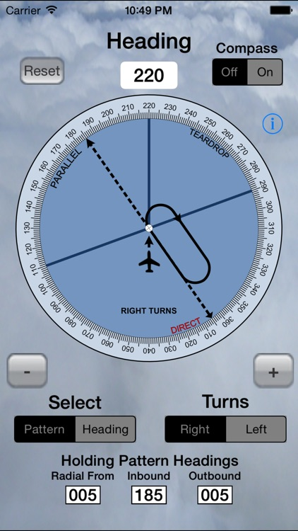 Visual Holding Pattern screenshot-2