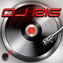 Ícone do app DJ Rig