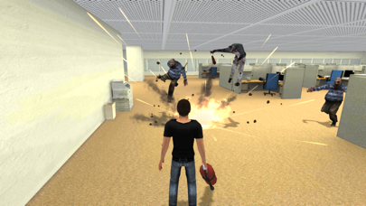 Office Assault - Cubicle Zombie Fighter screenshot one