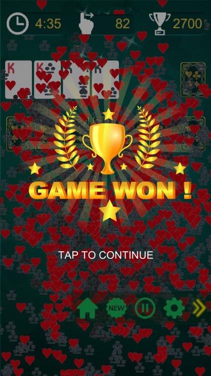 Solitaire: Original solitaire card game screenshot-4