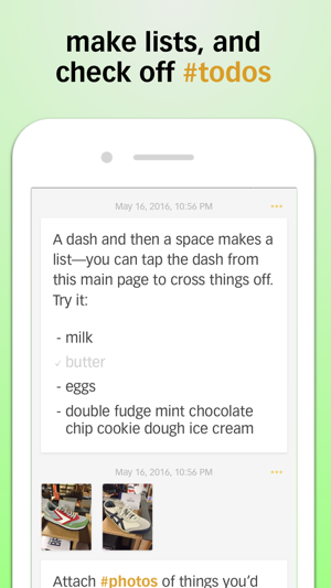 better notes lists and todos をapp storeで