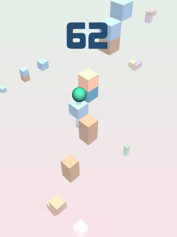Cube Skip screenshot 3