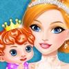 公主妈咪与小宝宝 - 新生儿护理游戏