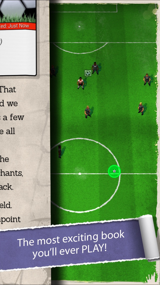 New Star Soccer G-Story Screenshot 2
