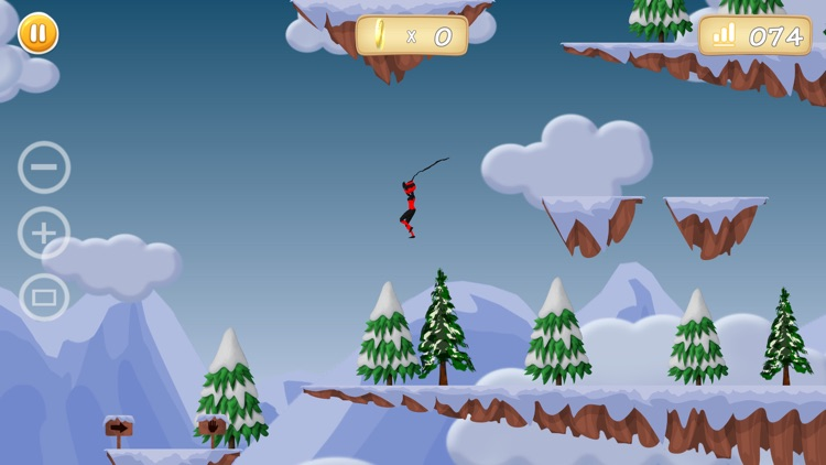Ninja Rush & Jump, Jumping Game, Arcade Free Game screenshot-2