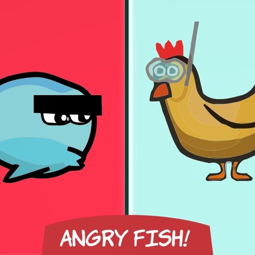Angry Fish ⁺ icon