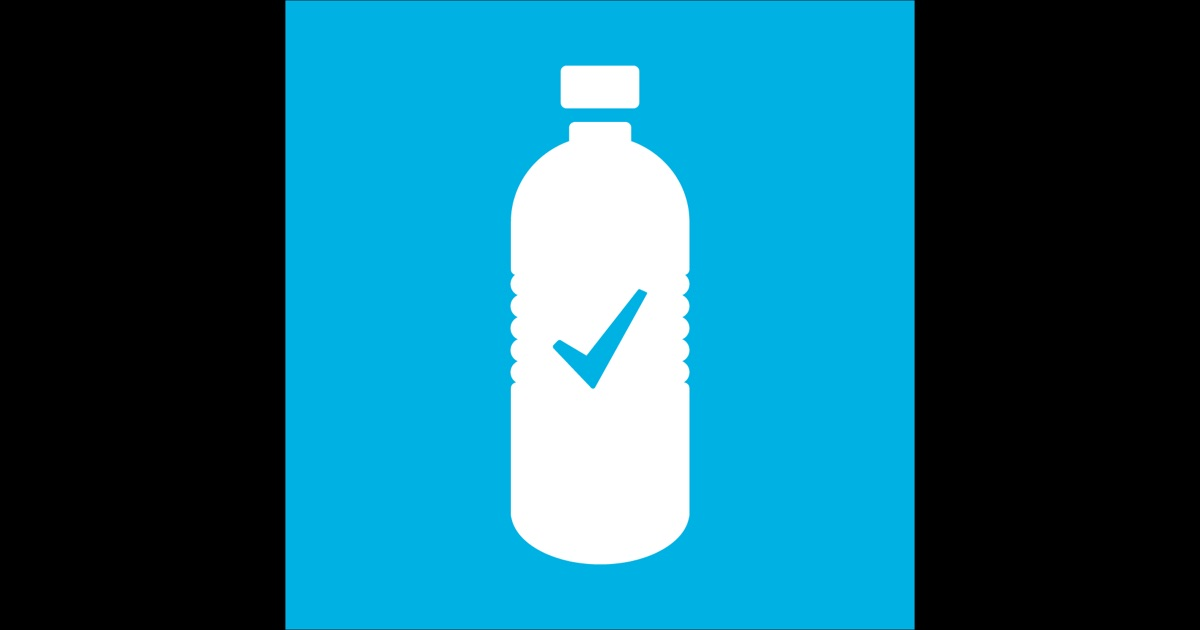 Using Waterlogged App To Drink More Water
