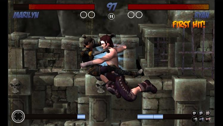 King of Fatal Combat Pro screenshot-3