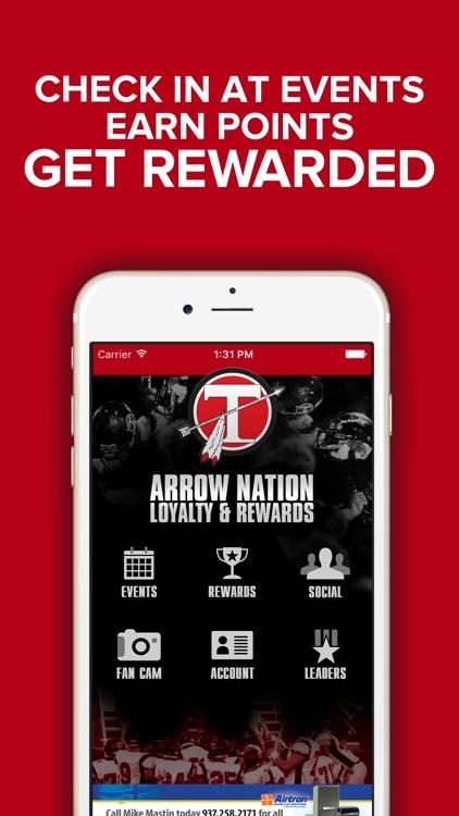 Arrow Nation Loyalty & Rewards