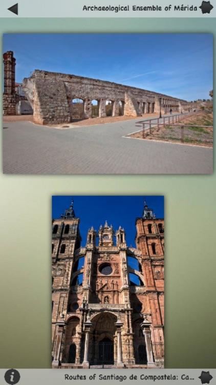 Spain Unesco World Heritage Cities