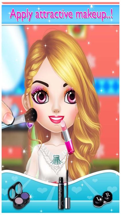 Baby Princess Makeup Salon screenshot-3