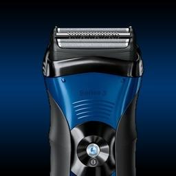 Real razor - shave me prank