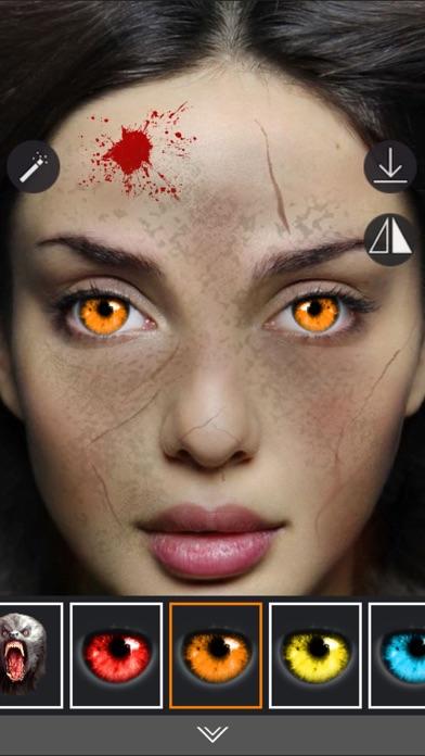Werewolf Camera Photo Booth - Vampire Photo Effect App