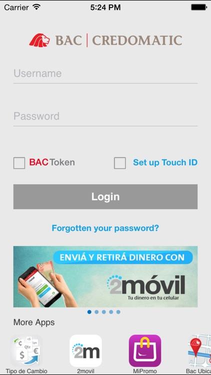 iBAC screenshot-0
