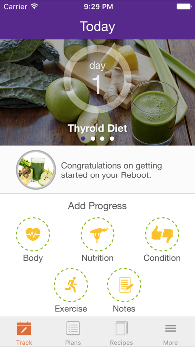 Thyroid Diet- Juicing&Eating Plan for Weight Lossのおすすめ画像1