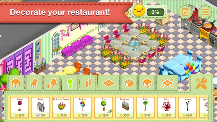Restaurant Dreams: Chef City screenshot-3