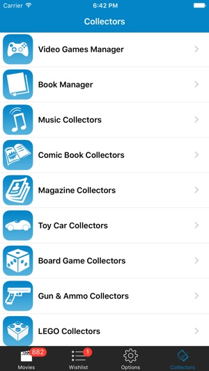 Movie Database: Blu-ray 4K DVD on the App Store