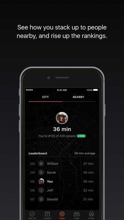 Human - Activity Tracker screenshot-3