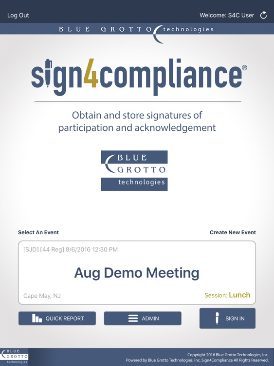 Sign4Compliance screenshot-0