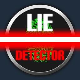 Lie Detector Fingerprint Truth or Lying Scanner Touch Test HD +