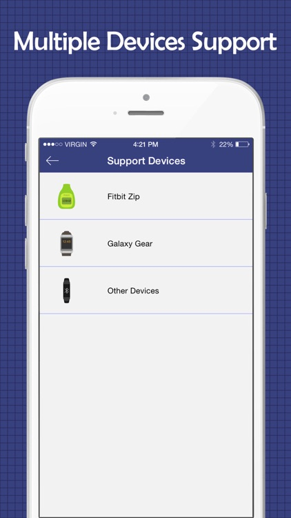 Device Finder - Find Missing Fitbit, Gear or Any Bluetooth Device!