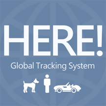 HERE! - GPS Tracker