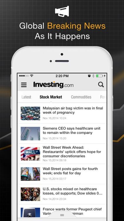 Investing.com screenshot-0
