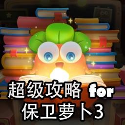 超级攻略 for 保卫萝卜3
