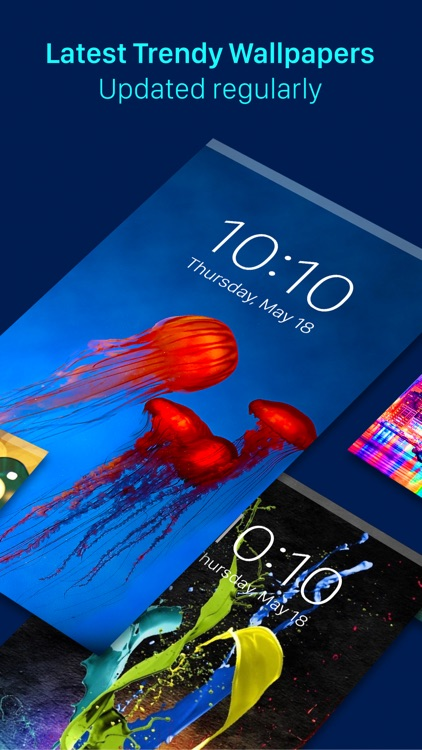 Neon Wallpapers Pro - Colorful & vibrant backgrounds