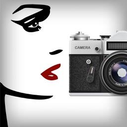 Retro Beauty Photo Editor