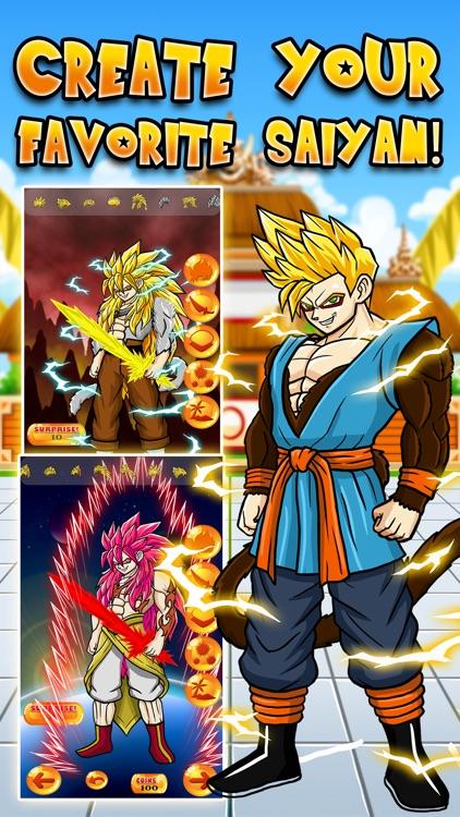 Anime Manga Creator Free Dress-Up Games For Boys screenshot-3