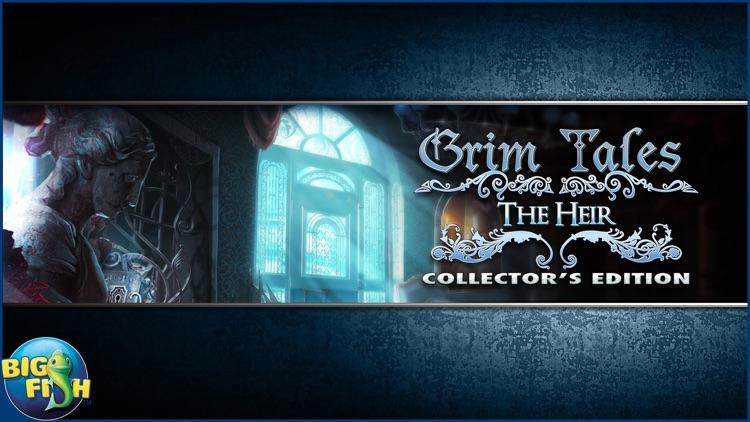 Grim Tales: The Heir - A Mystery Hidden Object Game screenshot-4