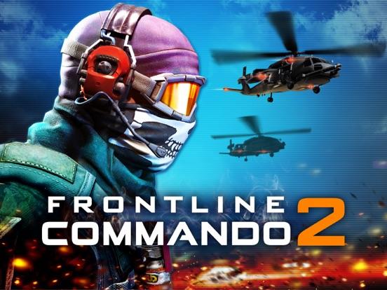Игра Frontline Commando 2