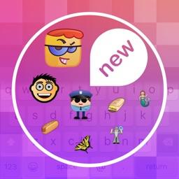 ProMoji Keyboard - New Emoji & Emoticon Pro Keyboard For iPhone