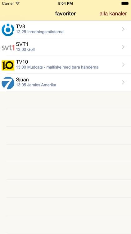 Sveriges TV-program screenshot-3