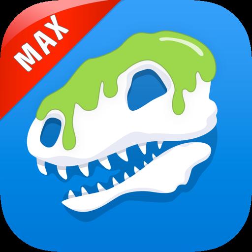 DINOZZZ - 3D Раскраска MAX - уникальная, интерактивная, анимированная 3D раскраска с живыми динозаврами для детей и взрослых