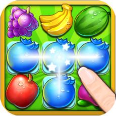 Activities of Ice Fruit Crazy Match